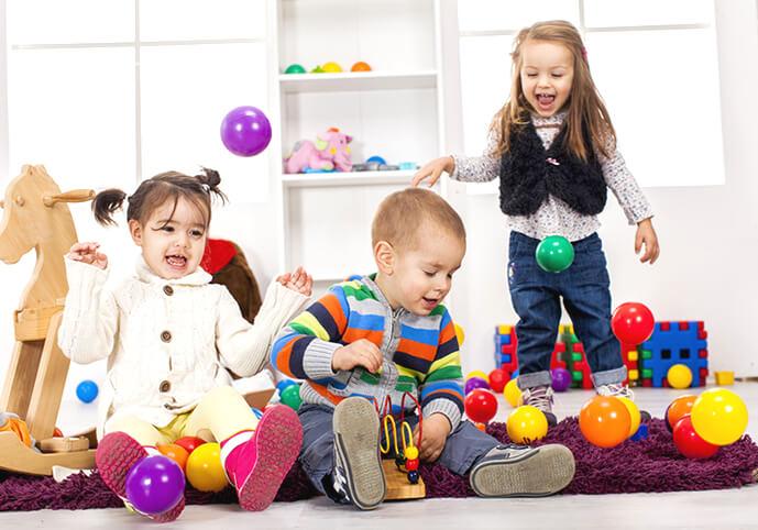 socialización en la escuela infantil