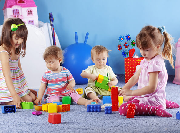 Aprendizaje cooperativo en una Escuela Infantil