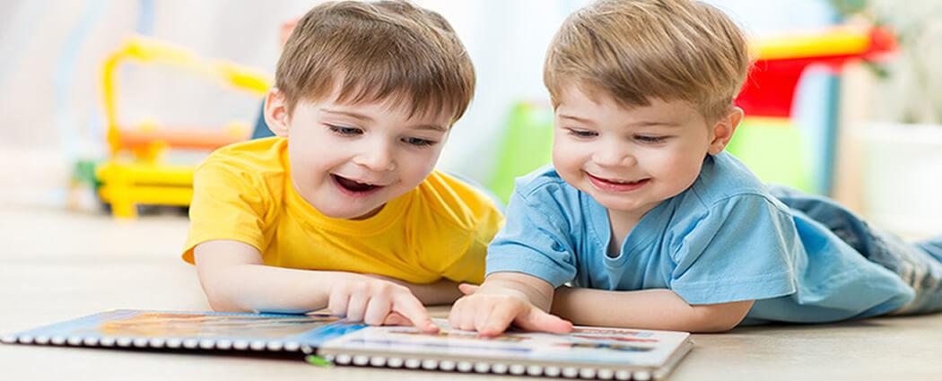 escuela infantil lectura